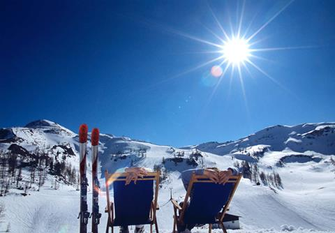 Venez Profiter de Ski de Printemps