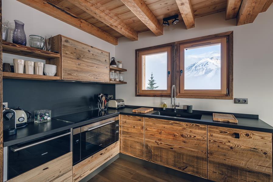 Montgenevre Ski Chalet For 12 People Mountain Vacation Rental