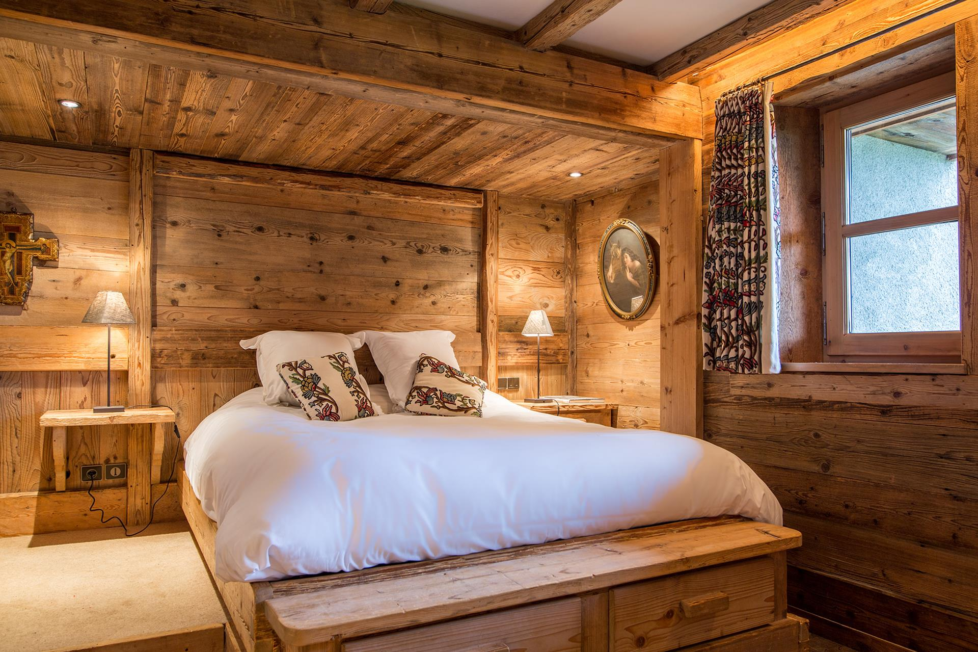 Megeve Ski Chalet For 12 People Mountain Vacation Rental