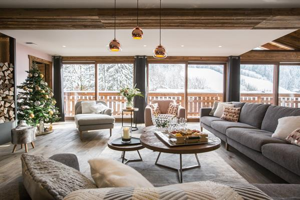 Chalet ECORCE DOREE
